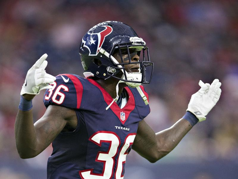 Houston Texans safety K.J. Dillon tweeted that he ordered a $13 salad.