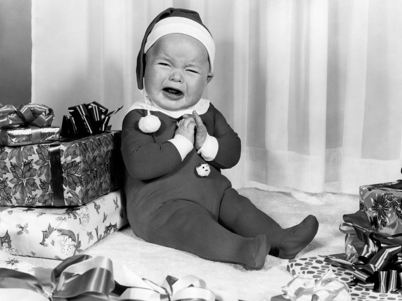 If the holidays make you feel like this, these 10 songs can sympathize.