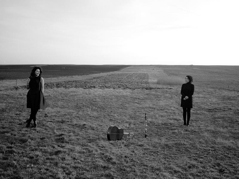 The Naqsh Duo's debut album is called <em>Narrante</em>.