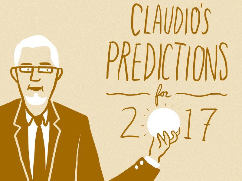 NPR Ed's Claudio Sanchez gives us his top five education predictions for 2017.