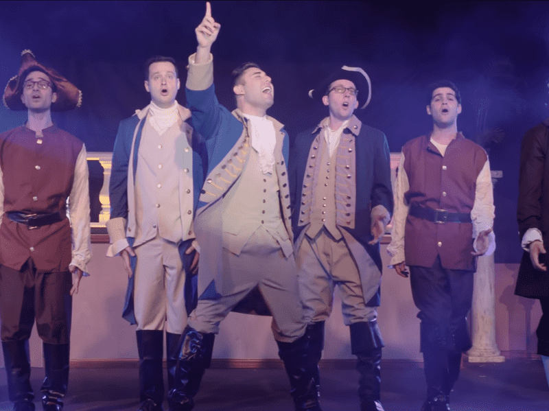 The Maccabeats, a New York a cappella group with over 13 million views on YouTube, recently rewrote songs from the hit musical <em>Hamilton</em> to tell the story of Hanukkah.
