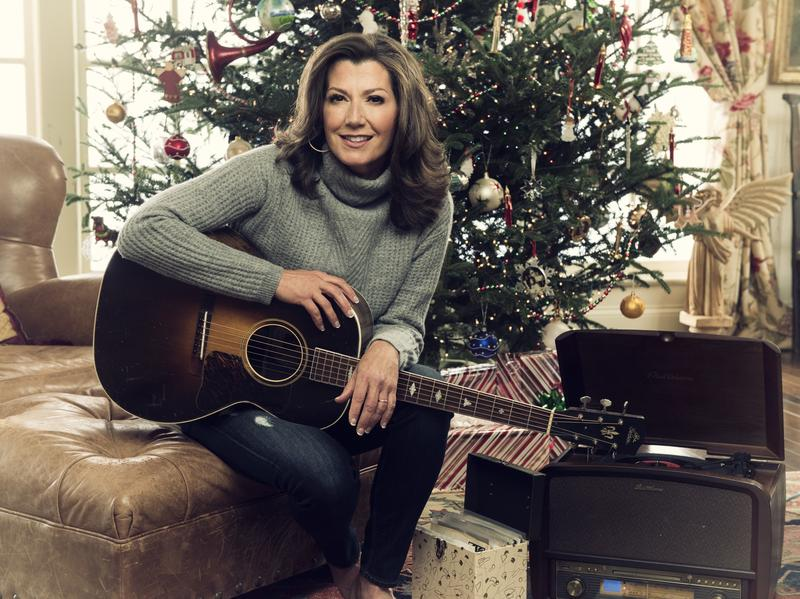 Amy Grant's new album, <em>Tennessee Christmas</em>, is out now.