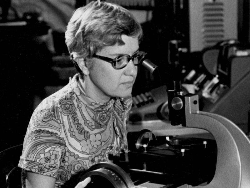Vera Rubin, a pioneering astronomer who helped find powerful evidence of dark matter, died on Dec. 25.