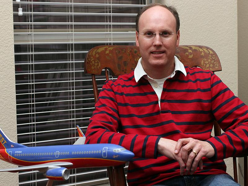 """Fred Taylor Jr. served as a kind of """"apologist-in-chief"""" for Southwest Airlines."""