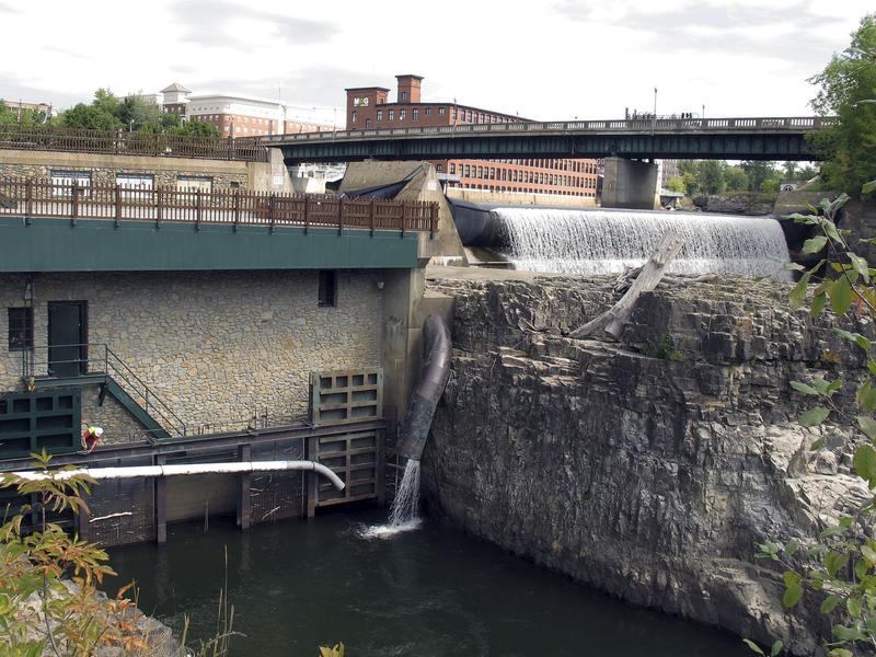 """The purchase of the Winooski 1 hydro-electric plant in Winooski, Vt., by the Burlington Electric Department enabled it to reach 100 percent renewable power. Russian Malware associated with the """"Grizzly Steppe"""" operation was found on one company laptop, but it was not connected to the Burlington Electric's grid."""