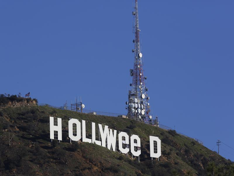 "Los Angeles residents awoke on New Year's Day to see the iconic Hollywood sign altered to read ""Hollyweed."" Most of them were fine with it."