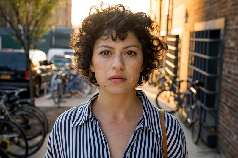 Dory (Alia Shawkat) in Search Party. (Macall Polay/TBS)