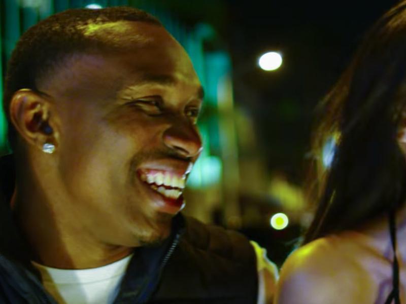 "A scene from music video for Dwayne ""DJ"" Bravo's Champion."