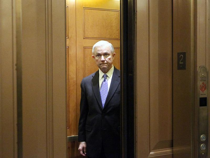 Sen. Jeff Sessions is expected to face a tough confirmation hearing to be Donald Trump's attorney general.