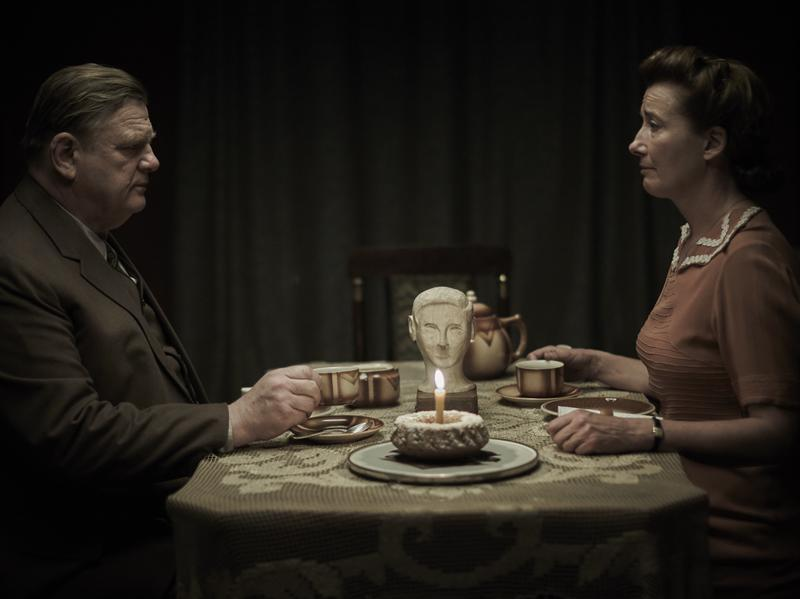 Otto (Brendan Gleeson) and Anna (Emma Thompson) are <em>Alone in Berlin</em>.