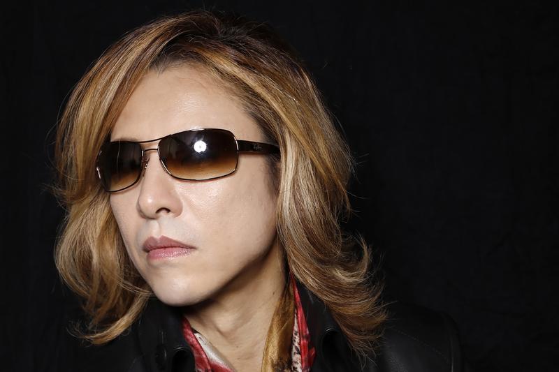 Musician Yoshiki. (Matt Sayles/Invision/AP)