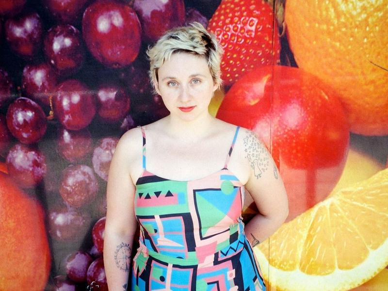 Allison Crutchfield's new album, <em>Tourist In This Town</em>, comes out January 27.