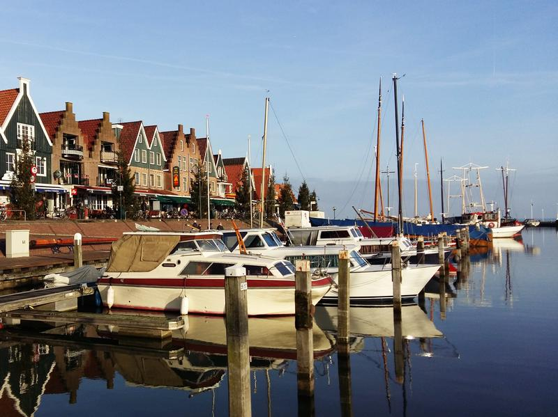 The village of Volendam, north of Amsterdam, enjoys almost full employment. It overwhelmingly supports the far-right, anti-immigrant politician Geert Wilders, leader of the Dutch Freedom Party.