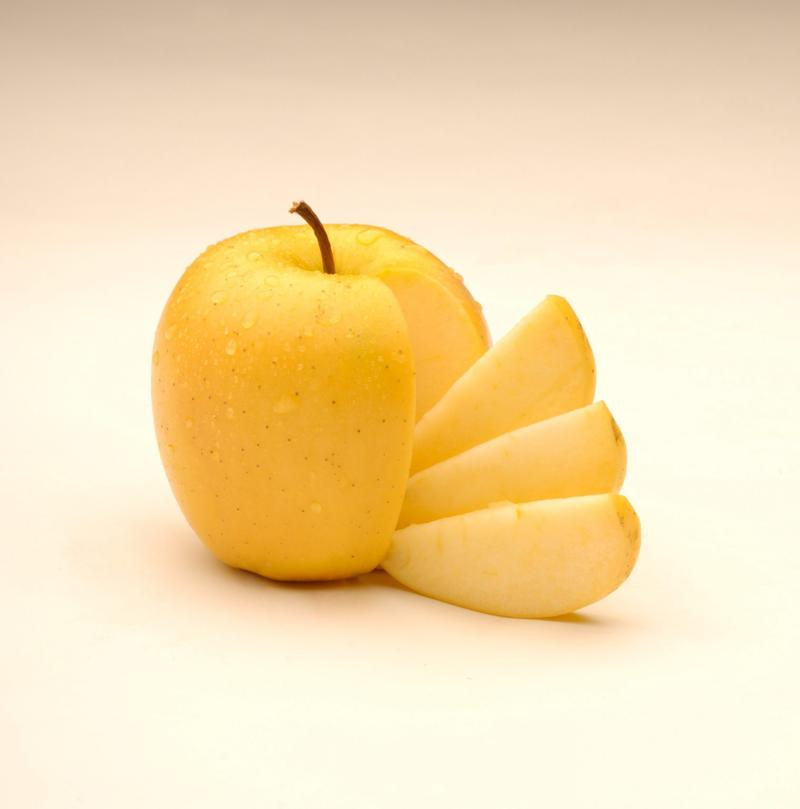 The Arctic Apple. (Courtesy Okanagan Specialty Fruits)