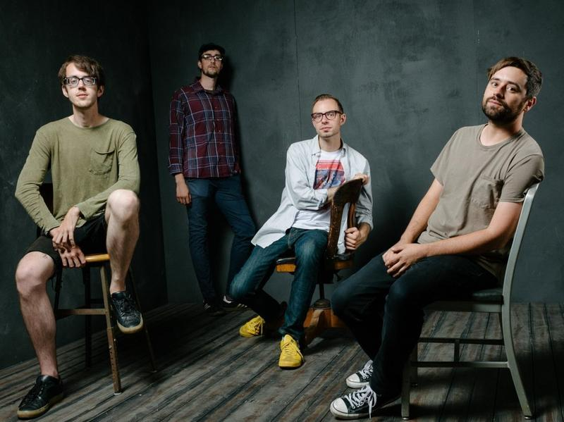 Cloud Nothings' new album is titled <em>Life Without Sound</em>.