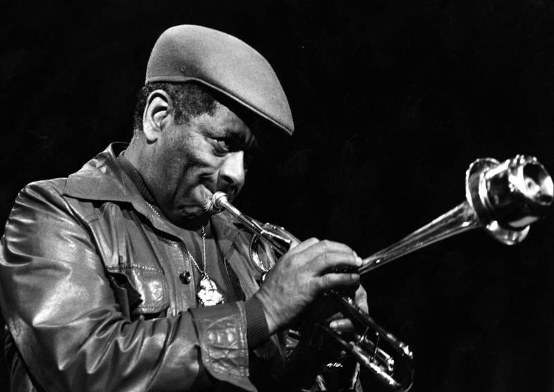 American jazz trumpeter, composer and bandleader Dizzy Gillespie. (Keystone/Getty Images)