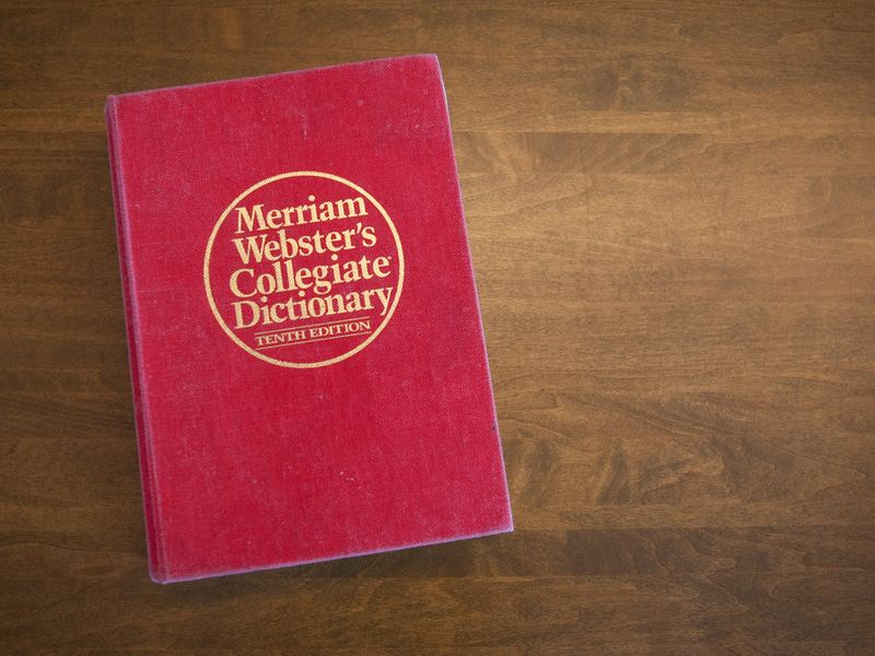 """Merriam-Webster's Twitter account weighs in on trending words and phrases and has waded into linguistic matters in politics, including a big campaign question: Did Donald Trump say """"bigly"""" or """"big league""""?"""