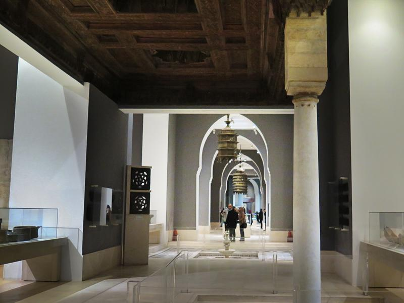 Cairo's Museum of Islamic Art reopened this month after being closed since a 2014 car bombing. Egypt's antiquities minister called the museum's revival a victory over terrorism.