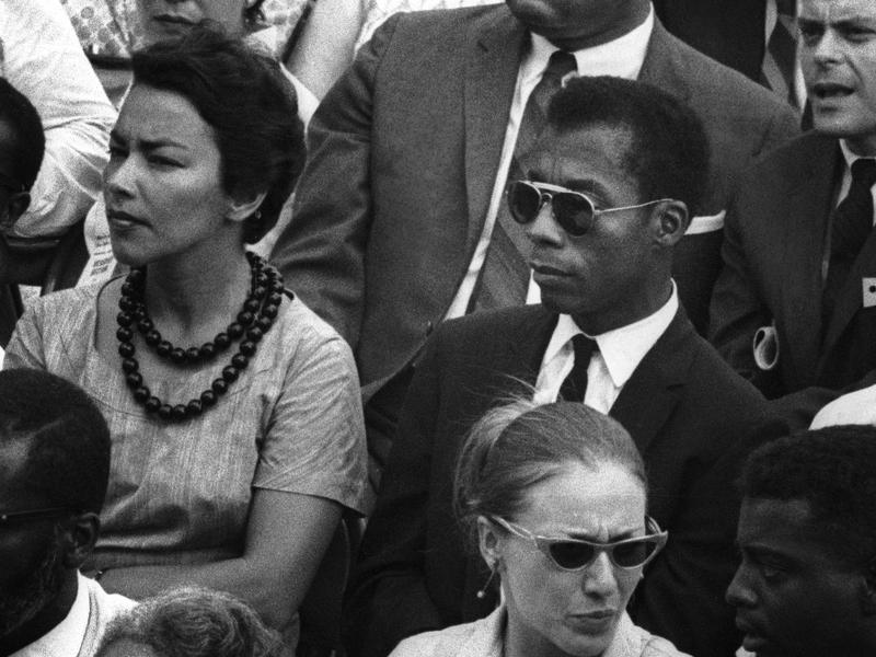 Archival footage of James Baldwin punctuates the powerful documentary <em>I Am Not Your Negro.</em>