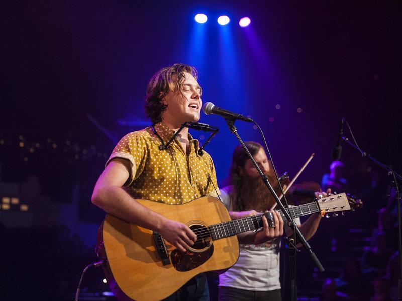 Parker Millsap performs live for <em>Austin City Limits</em>.