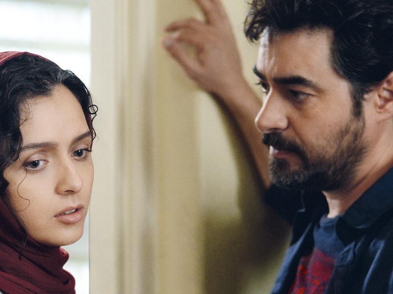 Rana (Taraneh Alidoosti) and Emad's (Shahab Hosseini) marriage is shattered in <em>The Salesman.</em>