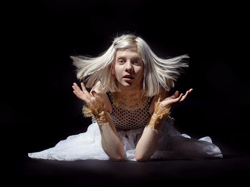 Aurora's debut album, <em>All My Demons Greeting Me As A Friend</em>, came out in 2016.