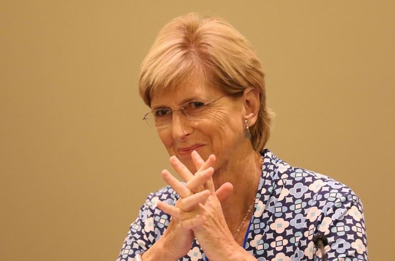 Christine Todd Whitman in Miami in November 2015. (Aaron Davidson/Getty Images for Eisenhower Fellowships)
