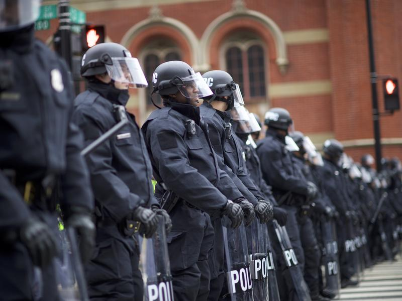 Can the presence of more black police officers reduce police violence?