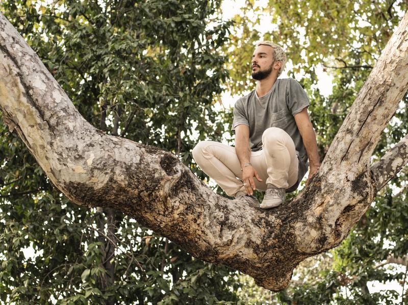 Gabriel Garzón-Montano's latest album is <em>Jardín</em>.
