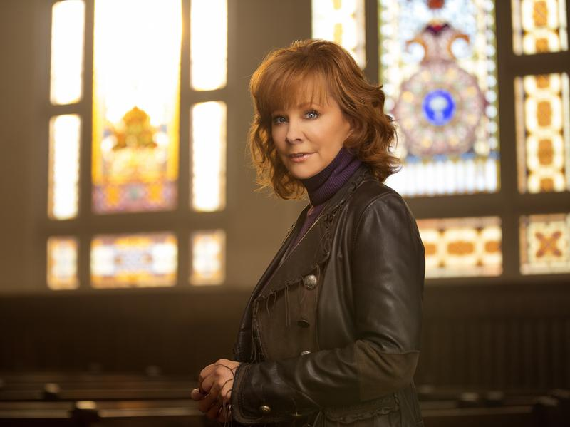 Reba McEntire focuses on family and faith with her new album <em>Sing It Now: Songs of Faith and Hope.</em>