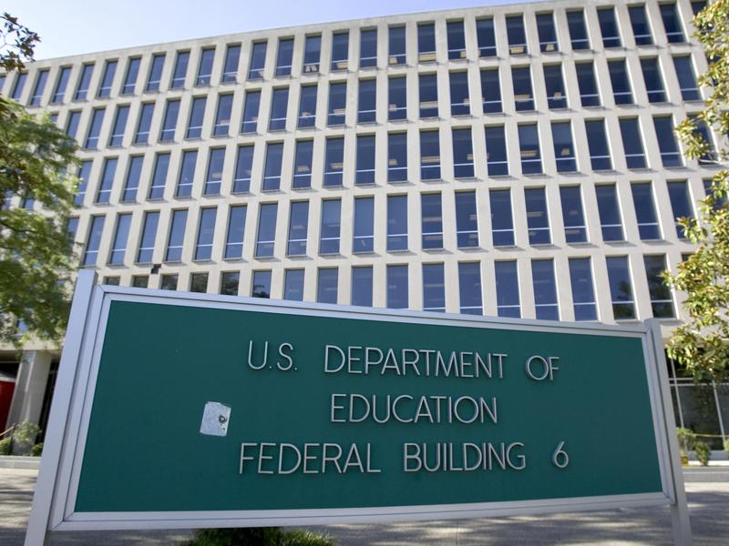 """A House lawmaker has introduced a bill to """"terminate"""" the U.S. Department of Education."""