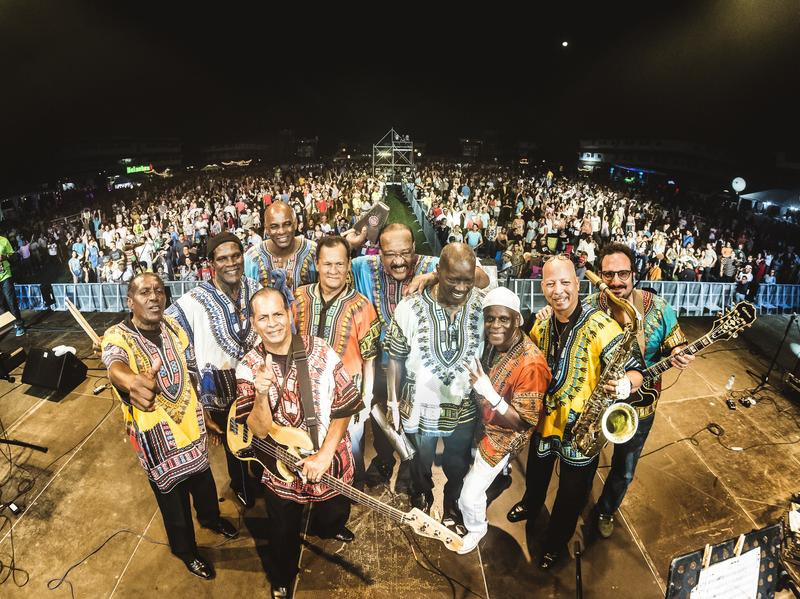 The Caribbean-inflected ensemble The Beachers is among Betto Arcos' picks from the Panama Jazz Festival.