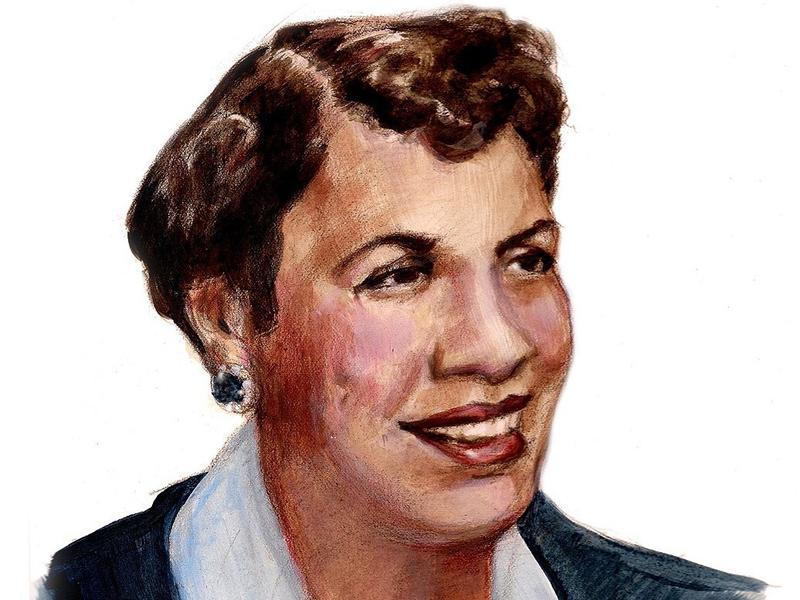 Freda DeKnight was <em>Ebony</em>'s first food editor and author of a best-selling African-American cookbook in the 1940s. Her recipes presented a vision of black America that was often invisible in mainstream media.