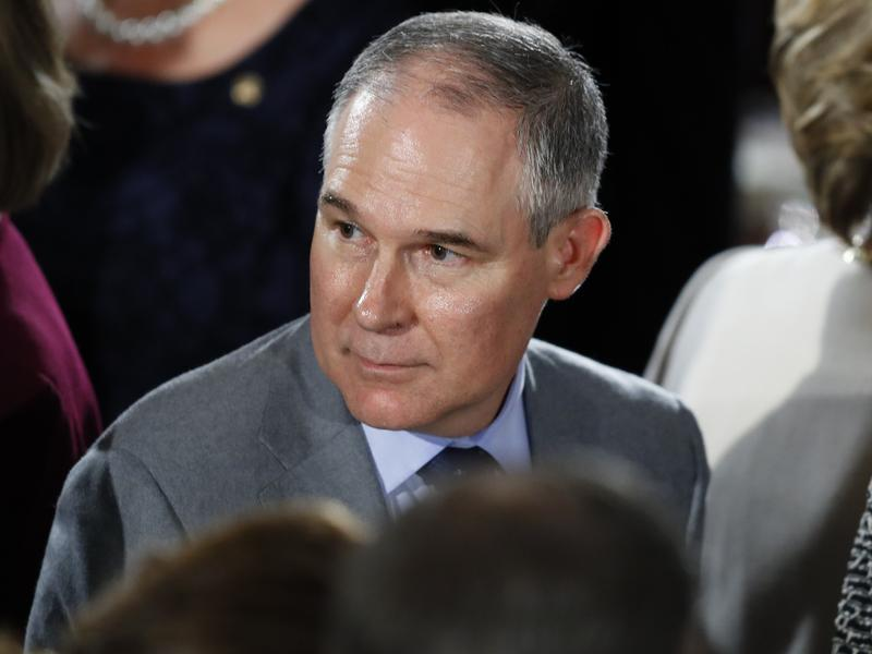 Days before this week's Alaska Forum on the Environment, the EPA said it was sending half of the people who had planned to attend. The nomination of Oklahoma Attorney General Scott Pruitt, President Trump's pick to head the EPA, is still pending confirmation.