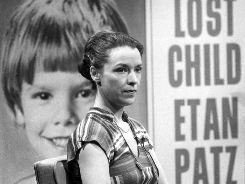 The disappearance of Etan Patz made national headlines, as police and his family called for answers. The boy's mother, Julie Patz, is seen here in 1981 during an appearance on NBC's <em>Today</em> show.