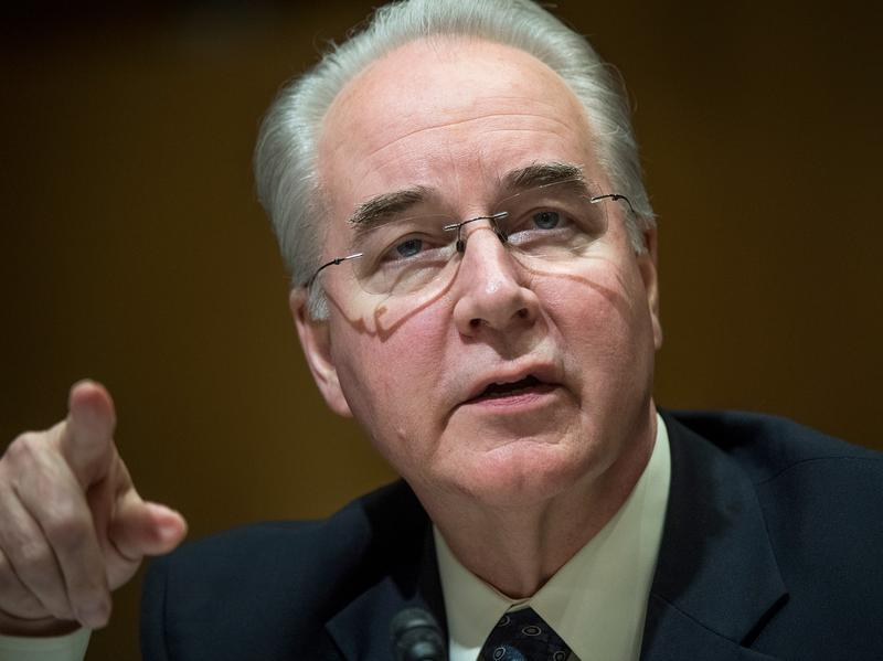 With Tom Price now at the helm of the Department of Health and Human Services, the administration has made its first regulatory proposal to change how people would sign up for Obamacare coverage.