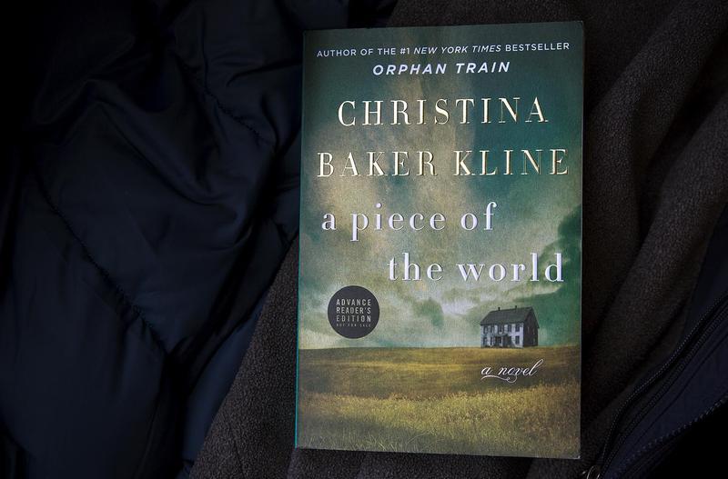 """A Piece of the World,"" by Christina Baker Kline. (Robin Lubbock/WBUR)"