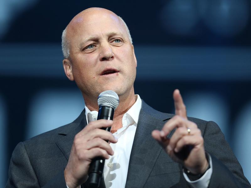 New Orleans Mayor Mitch Landrieu's position against the enforcement of Trump's immigration policies could jeopardize some federal funding.