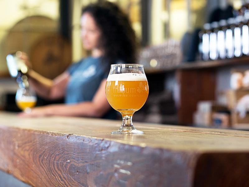 An IPA made by Massachusetts-based Trillium Brewing Co., which has been making hazy IPAs for four years.