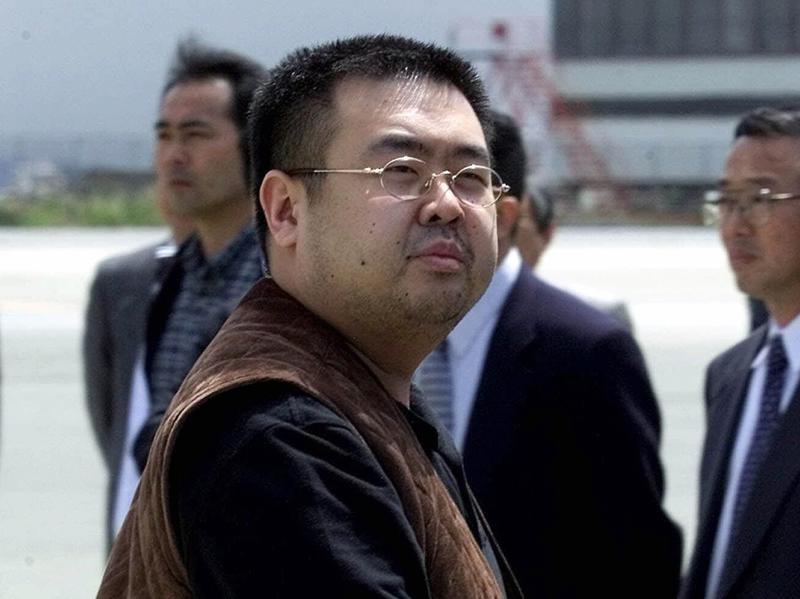 Kim Jong Nam, the estranged half-brother of North Korean leader Kim Jong Un seen here in a May 2001 file photo, was alleged assassinated at the Kuala Lumpur airport last week.