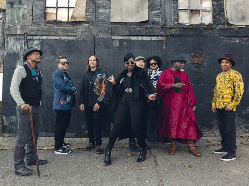 Ibibio Sound Machine's new album, <em>Uyai</em>, comes out March 3.