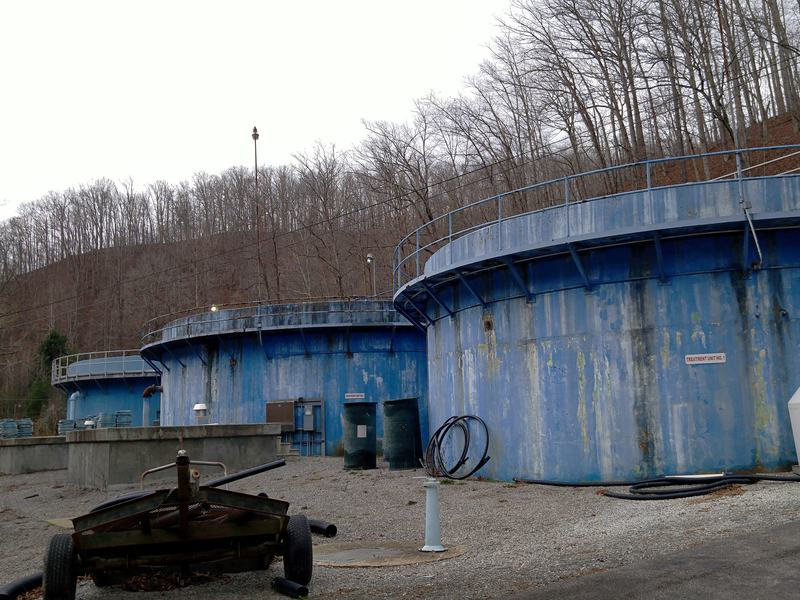 Martin County relies on a water treatment plant that was built in 1968.