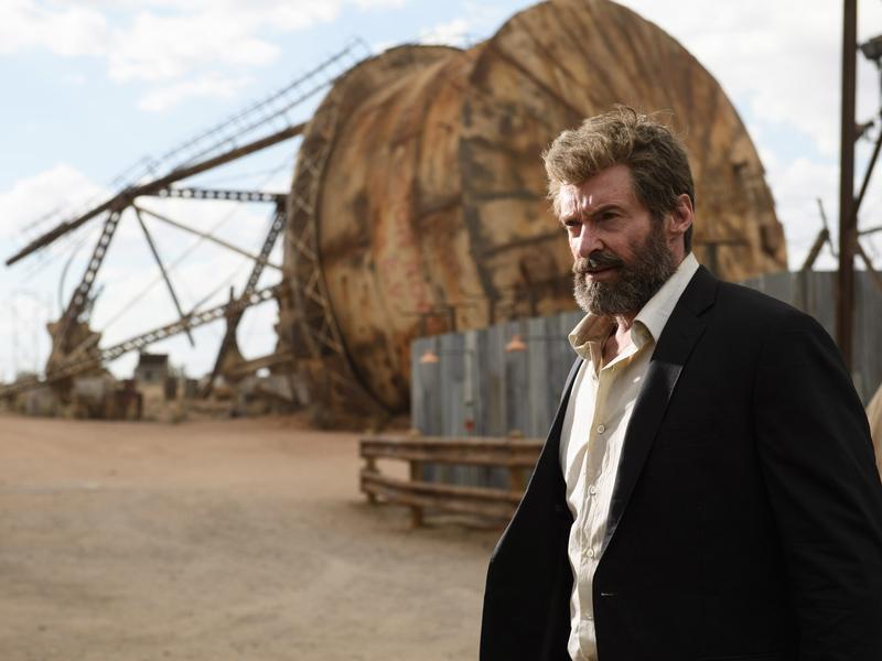 Even adamantium rusts: Hugh Jackman stars in <em>Logan</em>.