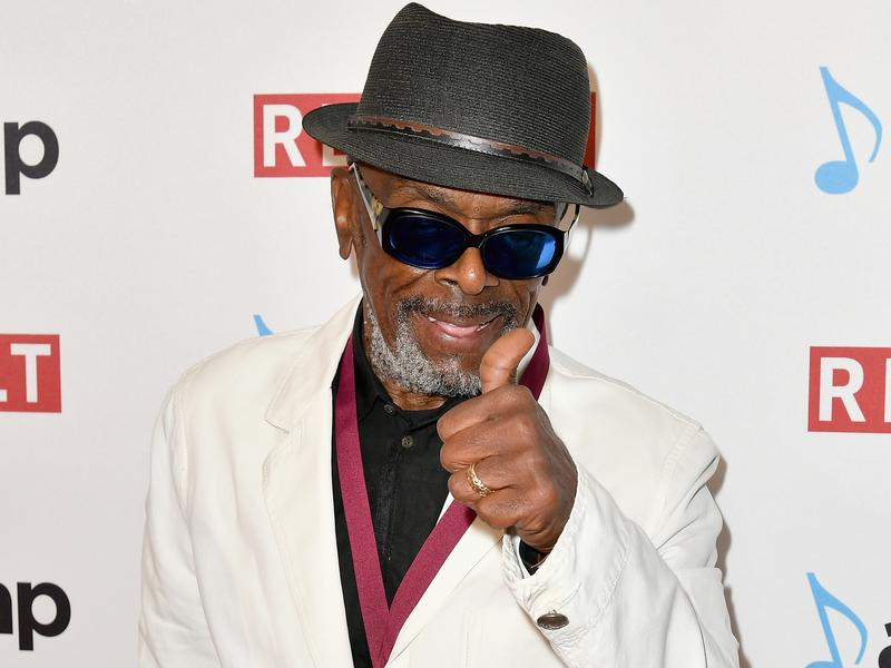 Songwriter, producer and singer Leon Ware at the 2016 ASCAP Rhythm & Soul Awards in Beverly Hills, Calif. in June 2016. Ware died TKTK.