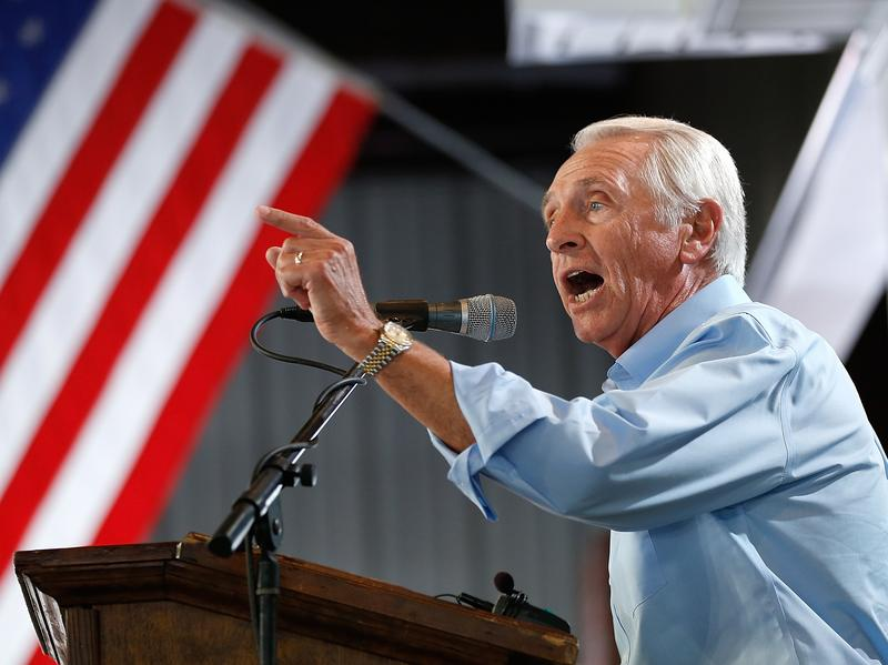 Former Kentucky Gov. Steve Beshear will deliver the Democratic response to President Trump Tuesday night.