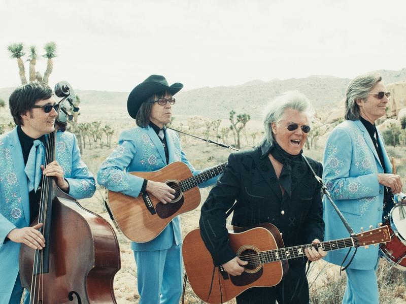 Marty Stuart And His Fabulous Superlatives' new album, <em>Way Out West</em>, comes out March 10.