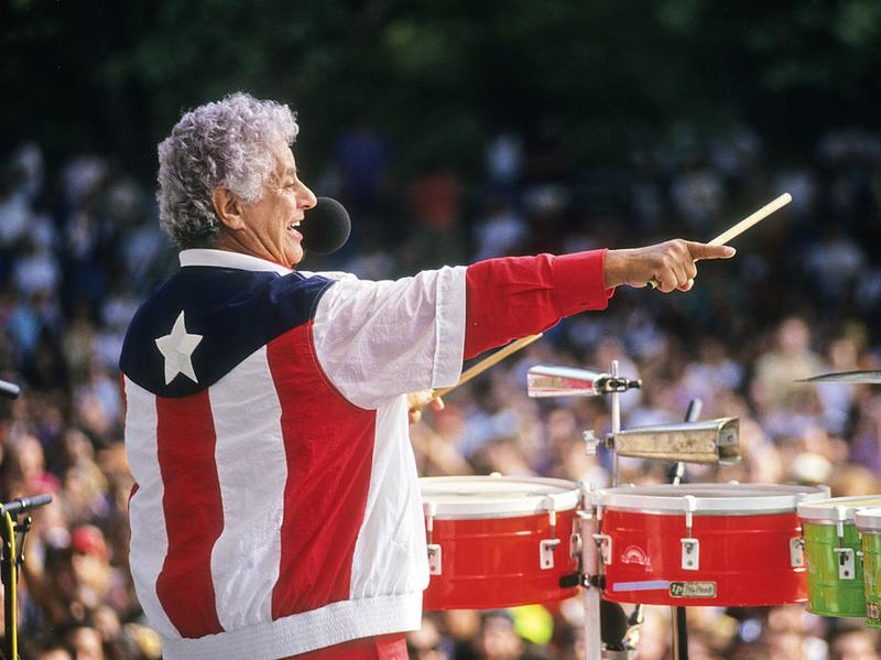 The iconic Tito Puente is featured in this week's show as we look back on 100 years of Puerto Rican citizenship.