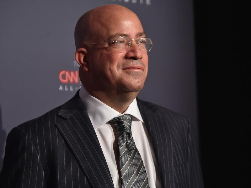 """""""The job of the media is the accountability of government,"""" says CNN President Jeff Zucker. """"And I think we are uniquely positioned to do that with our resources and our reach."""""""