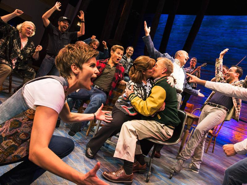 The Original Broadway Cast Recording for <em>Come From Away </em>comes out March 10.