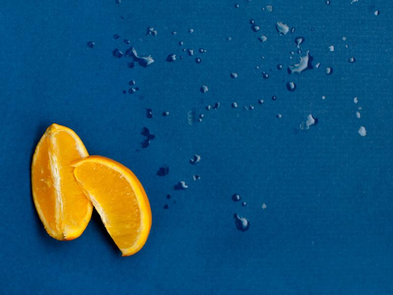 A Reddit subgroup has been busy discussing the benefits of eating oranges in the shower. We asked three NPR journalists to investigate whether the act is as life-changing as some people claim.